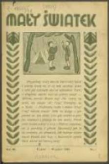 Mały Światek. R. 48, Nr 1 (1935)