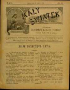 Mały Światek. R. 11, Nr 10 (1897/1898)