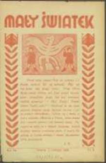 Mały Światek. R. 48, Nr 3 (1935)