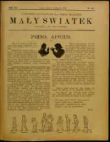 Mały Światek. R. 11, Nr 11 (1897/1898)