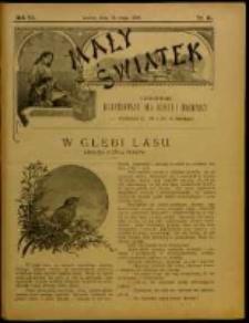 Mały Światek. R. 11, Nr 15 (1897/1898)