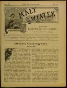Mały Światek. R. 11, Nr 17 (1897/1898)