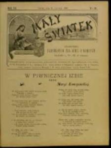 Mały Światek. R. 11, Nr 19 (1897/1898)