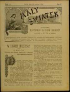 Mały Światek. R. 11, Nr 18 (1897/1898)