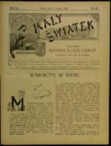 Mały Światek. R. 11, Nr 23 (1897/1898)