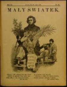 Mały Światek. R. 11, Nr 16 (1897/1898)