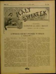 Mały Światek. R. 11, Nr 26 (1897/1898)
