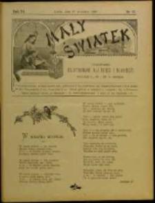Mały Światek. R. 11, Nr 27 (1897/1898)