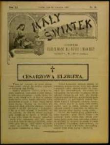 Mały Światek. R. 11, Nr 28 (1897/1898)