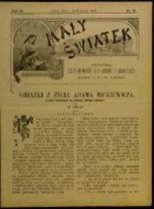 Mały Światek. R. 11, Nr 29 (1897/1898)