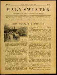 Mały Światek. R. 11, Nr 32 (1897/1898)