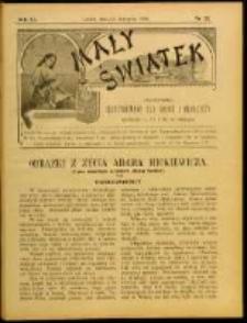 Mały Światek. R. 11, Nr 33 (1897/1898)