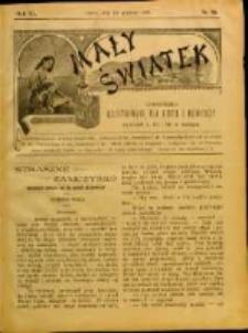 Mały Światek. R. 11, Nr 36 (1897/1898)