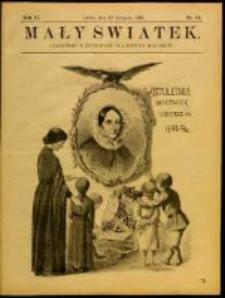 Mały Światek. R. 11, Nr 34 (1897/1898)