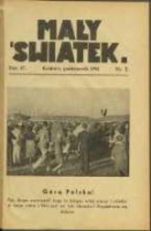 Mały Światek. R. 47, Nr 2 (1934/1935)