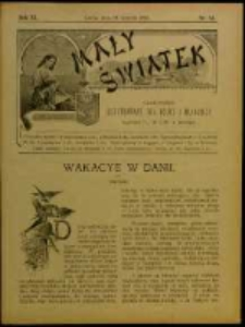Mały Światek. R. 11, Nr 24 (1897/1898)