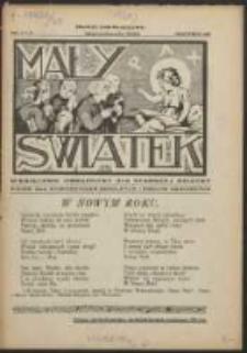 Mały Światek. R. 40, Nr 1/2 (1928)
