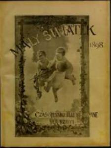 Mały Światek. R. 11, Nr 1 (1897/1898)