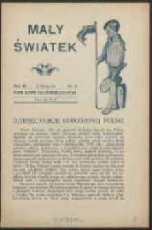 Mały Światek. R. 41, Nr 3 (1928/1929)