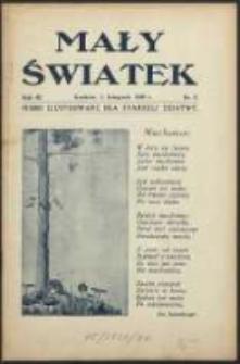 Mały Światek. R. 42, Nr 3 (1929/1930)
