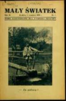 Mały Światek. R. 43, Nr 1 (1930/1931)
