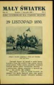 Mały Światek. R. 43, Nr 3 (1930/1931)