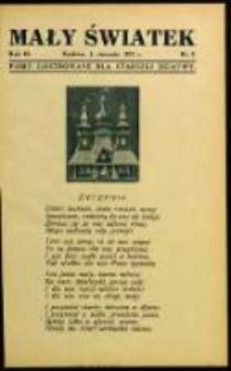 Mały Światek. R. 43, Nr 5 (1930/1931)