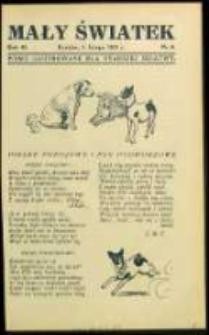 Mały Światek. R. 43, Nr 6 (1930/1931)