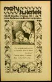 Mały Światek. R. 43, Nr 7 (1930/1931)