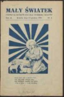Mały Światek. R. 44, Nr 4 (1931/1932)