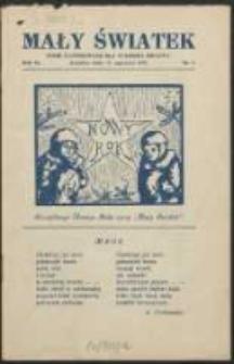 Mały Światek. R. 44, Nr 5 (1931/1932)