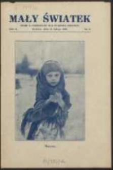 Mały Światek. R. 44, Nr 6 (1931/1932)