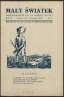 Mały Światek. R. 44, Nr 8 (1931/1932)