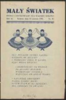 Mały Światek. R. 44, Nr 10 (1931/1932)