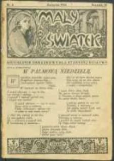 Mały Światek. R. 38, Nr 4 (1926)