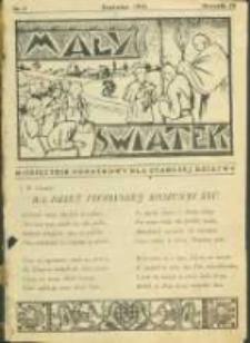 Mały Światek. R. 38, Nr 6 (1926)