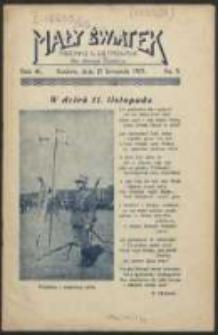 Mały Światek. R. 46, Nr 3 (1933/1934)