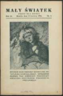 Mały Światek. R. 46, Nr 8 (1933/1934)