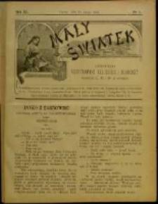 Mały Światek. R. 11, Nr 7 (1897/1898)