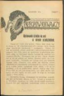 Przegląd Wychowawczy. Z. 1 (1913)