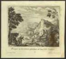 Prospect in ISTRIA gezeichnet an dem Golfo Carnero [Dokument ikonograficzny]
