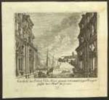 Ein theyl des Palazz Villa Mena genant und anmuthiger Prospect gegen dem Meer zu Genoua [Dokument ikonograficzny]