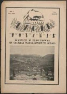 Ilustrowane Życie Polskie. Nr 3 (1923)