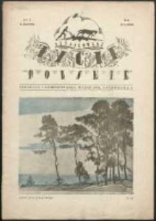 Ilustrowane Życie Polskie. Nr 1 (1923)