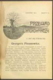 Przegląd Wychowawczy. Z. 4 (1913)