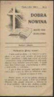 Dobra Nowina Bractwa Nauki Chrześcijańskiej. No 6 (1935)