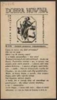 Dobra Nowina Bractwa Nauki Chrześcijańskiej. No 6 (1936)