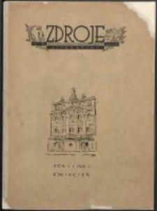 Zdroje Sztuki, Literatury, Nauki. R. 1, Nr 1 (1945)