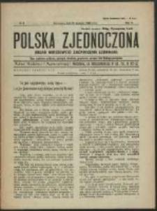 Polska Zjednoczona. R. 3, No 4 (1920)