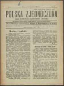 Polska Zjednoczona. R. 2, No 6 (1920)